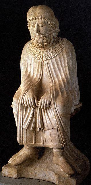 Gennaio - Antelami (1150 ca-1230 ca) - Ciclo dei mesi - 1196-1216 - Battistero di Parma