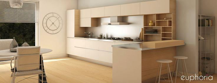 Euphoria Kitchen Studio - kitchen studio for shaping dreams