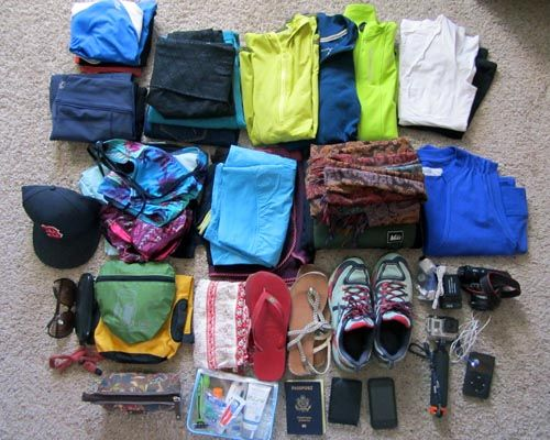 This is everything I packed for a one-week adventure trip to Mexico and why I brought what I did. Full packing list included.