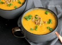 Ginger Carrot and Parsnip Soup - Organically Mandy