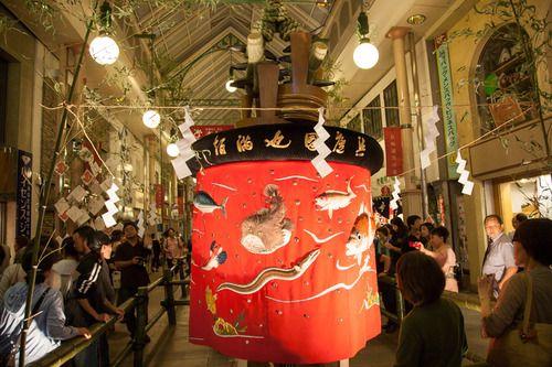 にわかじげもんさるく:長崎くんち 庭見世 2013