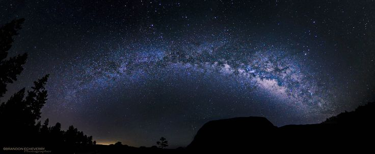 Milky Way from Mexico.