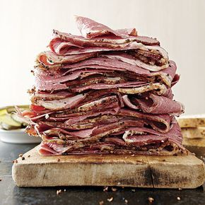 Making pastrami at home takes time—a little over a week, in fact—but very little effort. The long brine and slow smoking infuse the beef with flavor and keep it tender. This recipe makes a lot, and while you can certainly use a smaller piece of brisket, why not make enough to share with friends and family? The unsliced brisket will keep for at least 10 days, too.