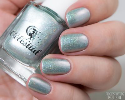 Celestial Cosmetics - January 2017 Releases 'Mermaids Wail'