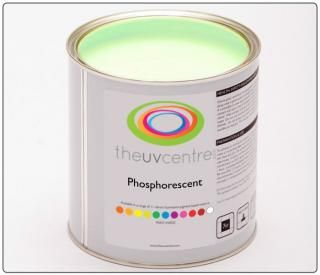 Glow In The Dark - Phosphorescent - Paint