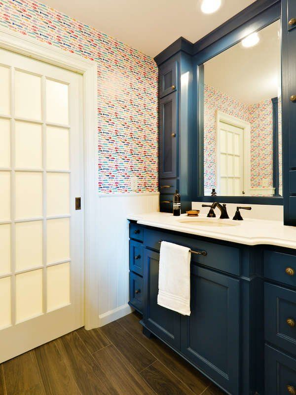 7 Pro Tips For Brightening Your Bathroom Brighten Bathroom Windowless Bathroom Bathroom Remodel Cost