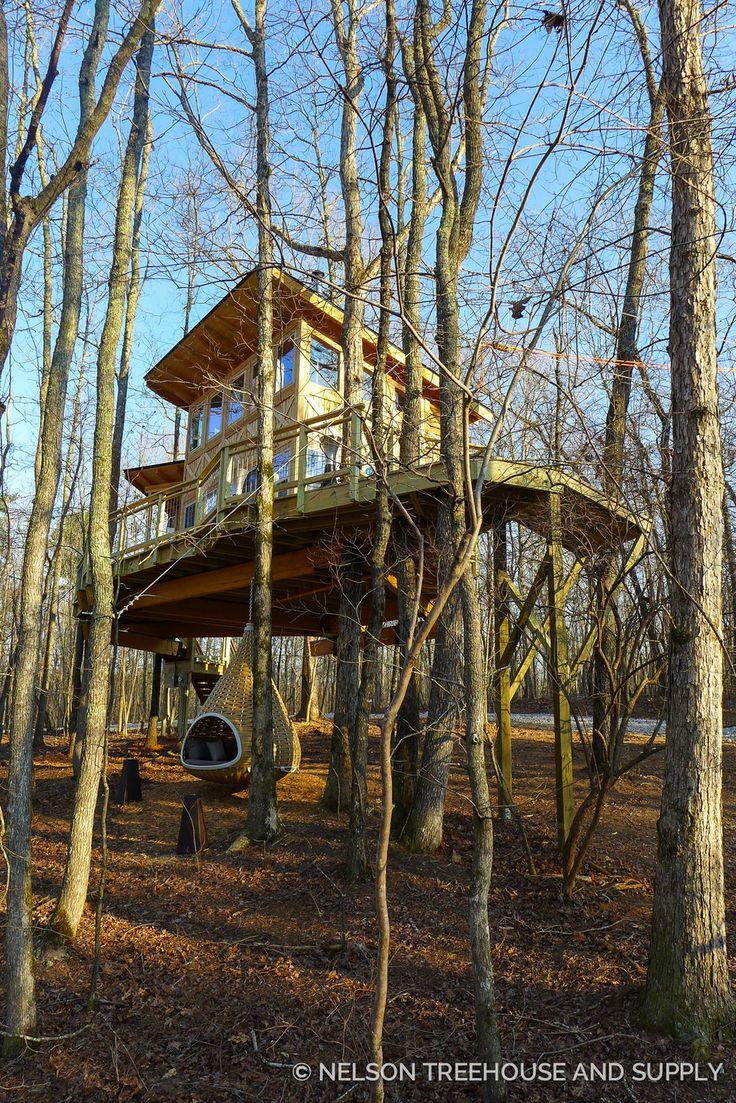 Nelson Treehouse Magical Modern