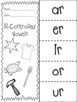 R-Controlled Vowels freee