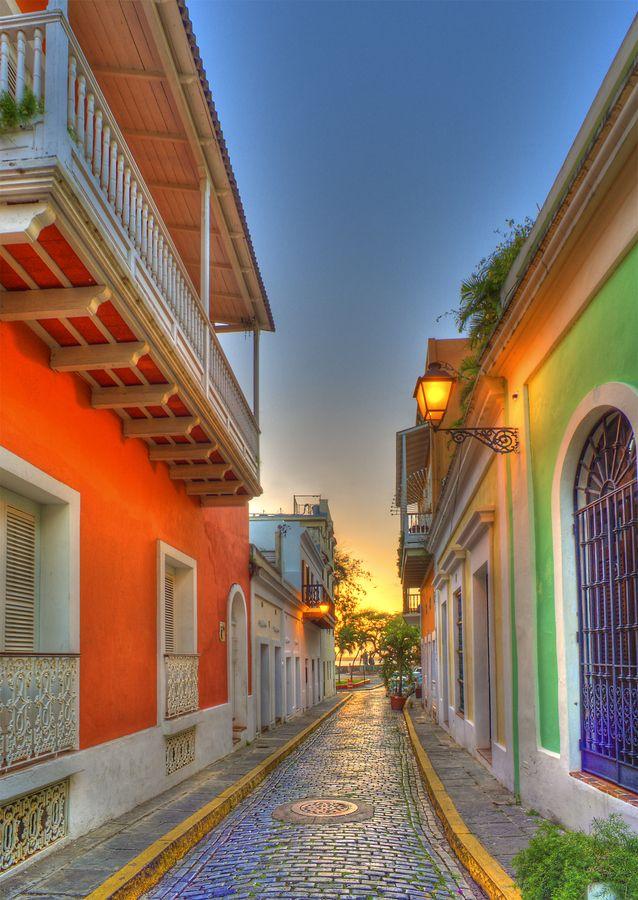 """Caleta Las Monjas"" by Jorge Ramirez Photography.....Old San Juan, Puerto Rico"