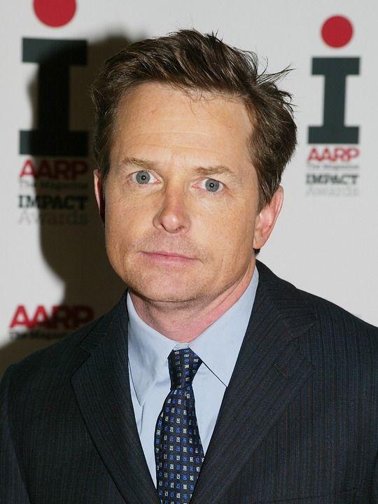 Michael J. Fox - For his optimism and endurance
