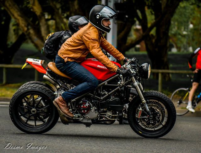 IL DUCATISTA: Nico's custom 848