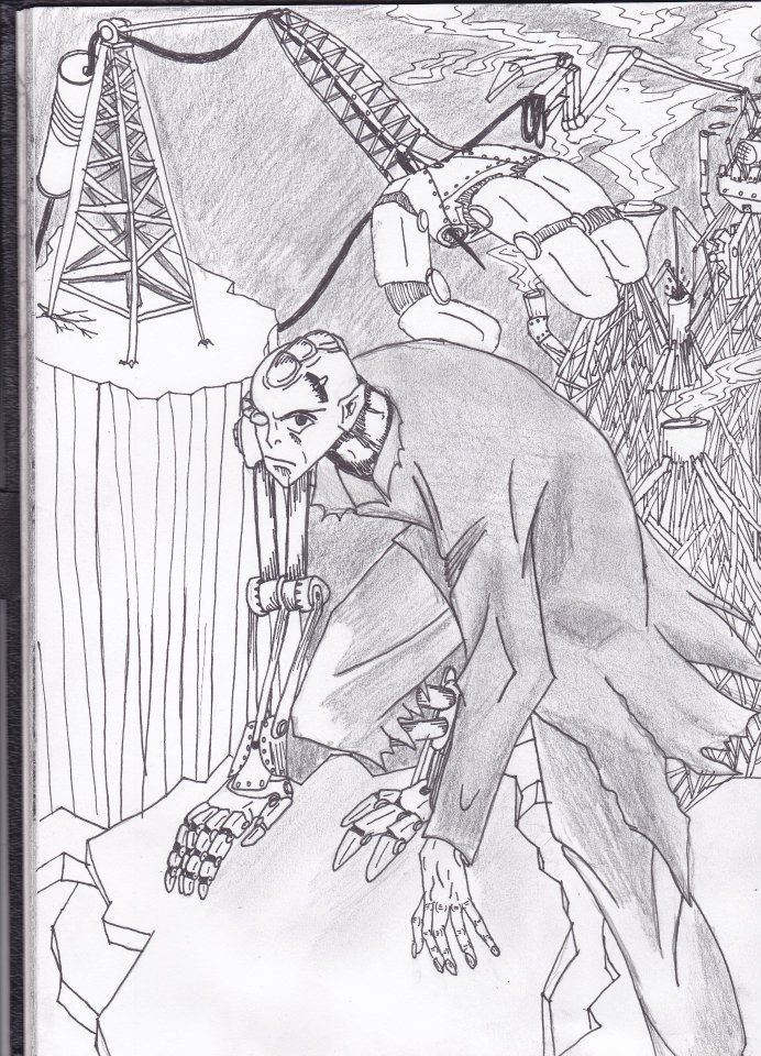 manga drawing some years past