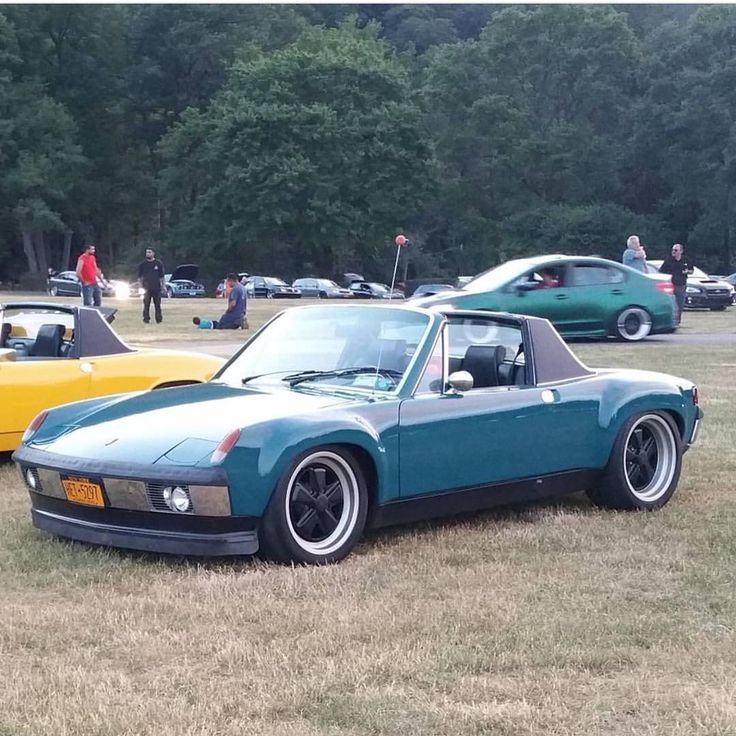 25  best ideas about porsche 914 on pinterest