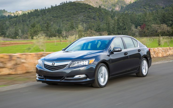 2014 Acura RLX First Drive - Motor Trend