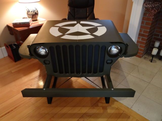 Build Your Own Man Cave Furniture : Best jeep furniture images on pinterest