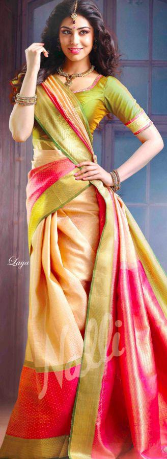 ❋#Gorgeous http://www.NalliSilks.com/web/ #Sarees, #Chennai, online ❋