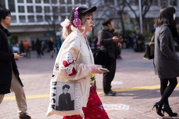 Tokyo Fashion Week Streetstyle: Past, present and future - Be Asia: fashion, beauty, lifestyle & celebrity news