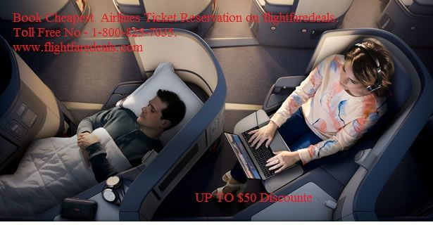 Flight fare deals is airline travel agency in U.S.A and Canada. Provide cheapest airline tickets reservation in U.S.A and Canada. We provide American airline, united airlines, Canada airlines, Lufthansa airways and southwest airline tickets. For any need call this toll free number +1-800-825-7035 or email us :- support@flightfaredeals.com