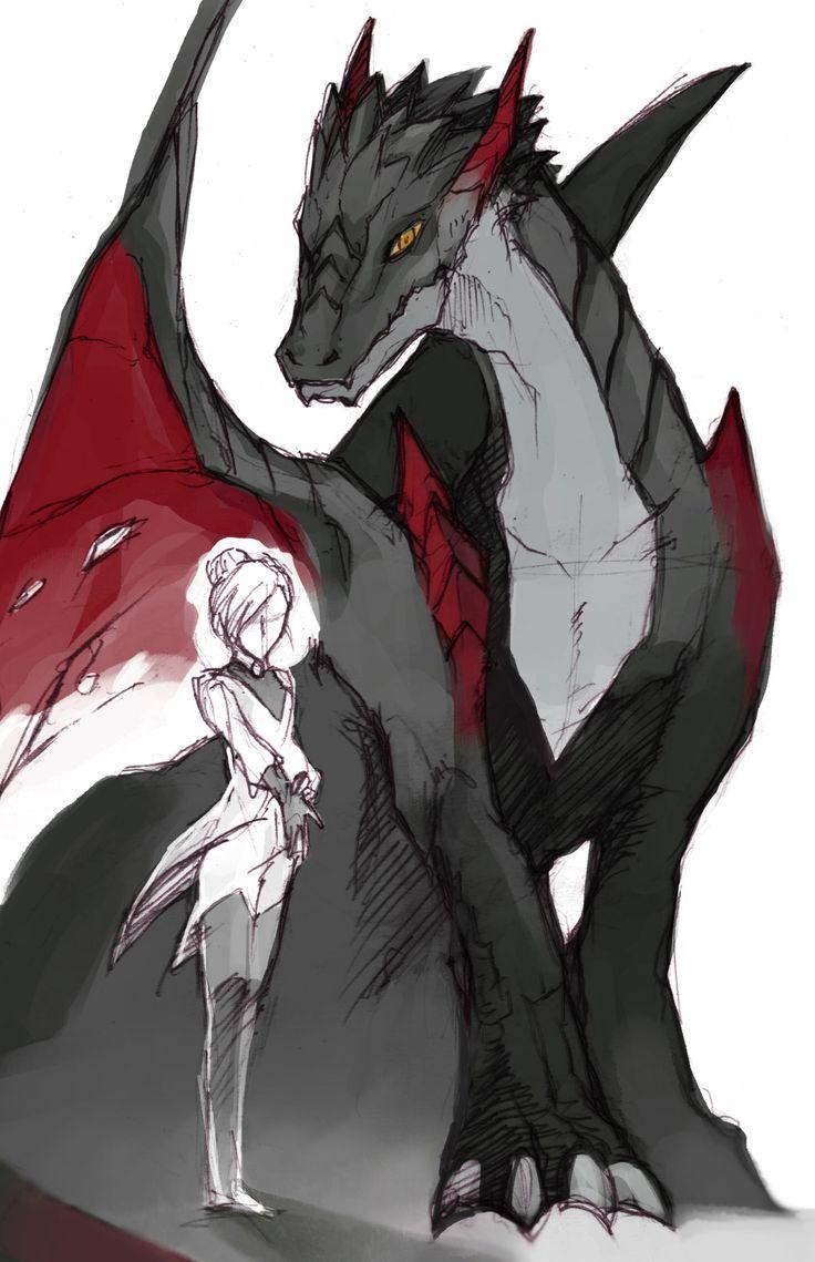 Dragon's AU