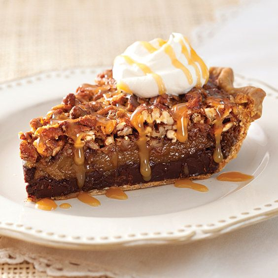 Add A Twist To This Southern Classic With Chocolate Pecan Pie Recipe From Cooking