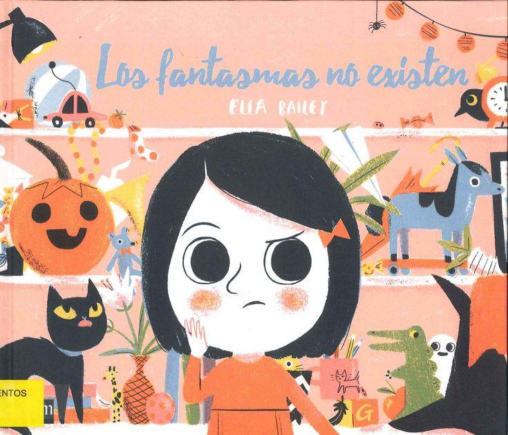Un divertido cuento en rima sobre Carola, una niña que no cree en los fantasmas.