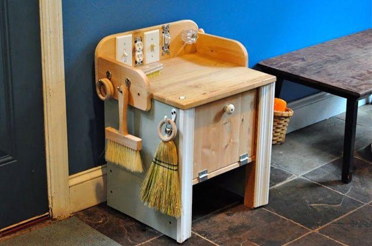 A DIY Workshop Built For Kids — Brooke Way