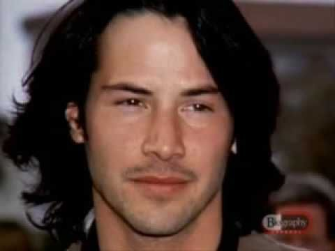 River  Phoenix and Keanu Reeves on Biography Channel