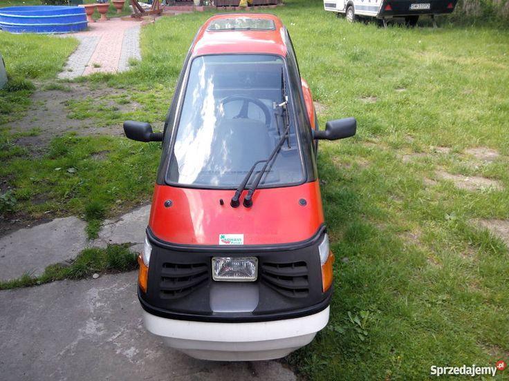 City El samochód elektryczny Pozostałe sprzedam