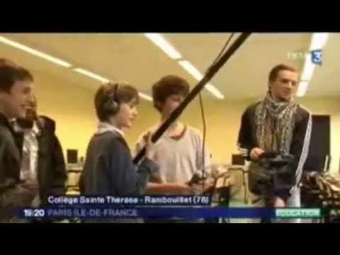 Reportage tv France 3 : Les dangers des réseaux sociaux - YouTube