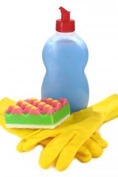 Zelf afwasmiddel maken
