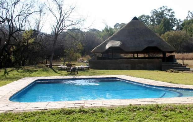 Intaba Thulile Guesthouse - Accommodation in Magaliesburg Mountains: http://bit.ly/1FJ6GEs