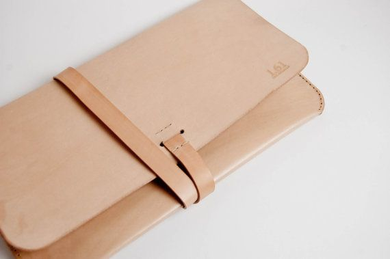 Nude/Tan/Waxed/Top Grade Leather    Check out this great customer review!: http://www.daniellewu.com/2012/10/featured-1point61.html    This leather
