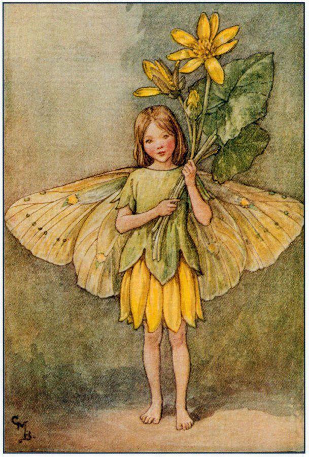 Картинки днем, открытки эльфы и феи