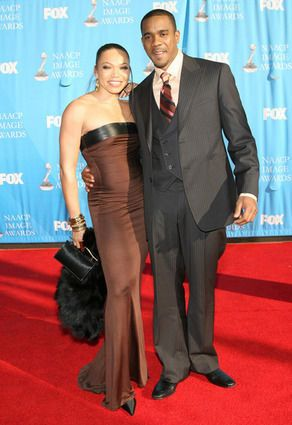 Duane Martin and Tisha Campbell-Martin  We love them because they stick together and come out on top.