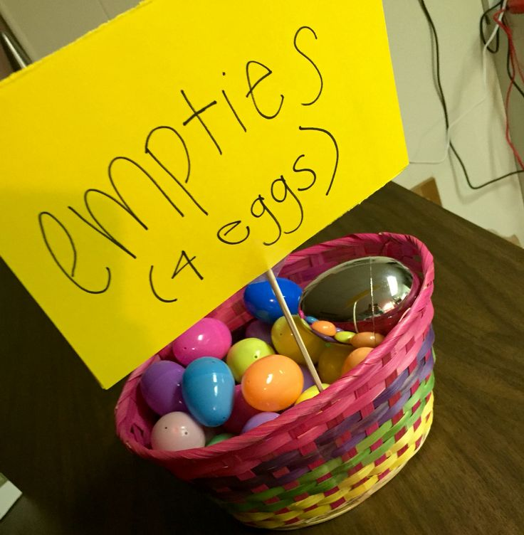 For the adult easter egg hunt rules are simple as you for What to put in easter eggs for adults