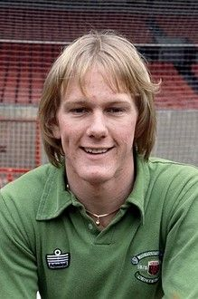 Gary Bailey Manchester United 1979