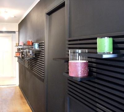 couloir les bonnes id es pour le d corer conseils et. Black Bedroom Furniture Sets. Home Design Ideas