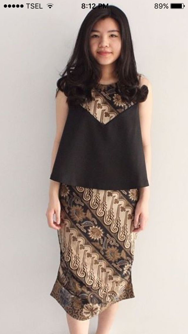 The 25 best Rok batik modern ideas on Pinterest  Modern kebaya