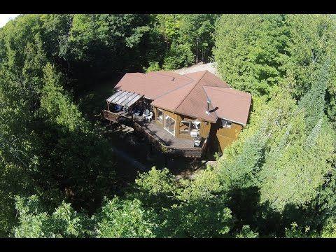 668 Lippert Lane,  3 Bedroom, 4 Season Cottage,Coe Island Lake