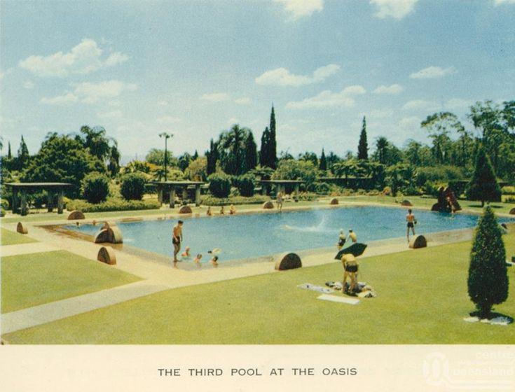The Oasis, Sunnybank. Brisbane 1960's