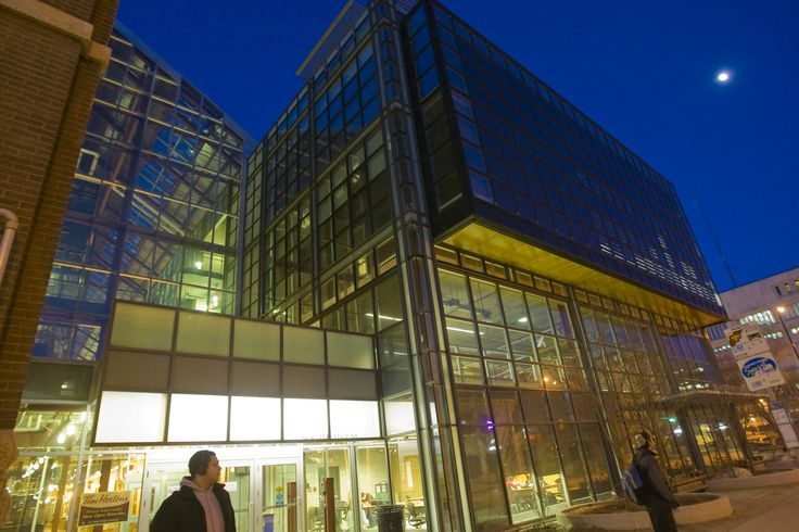 Red River College Roblin Centre (Previously Princess Street Campus)  160 Princess Street