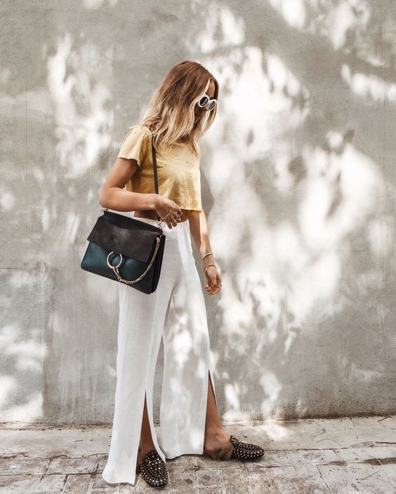 Gorgeous! More Colors - More Summer Fashion Trends To Not Miss This Season. The Best of casual outfits in 2017.