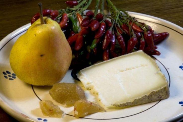 salsa di pere per formaggi
