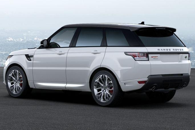 2014 white range rover sport - Sweet!