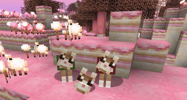 CandyCraft Mod Minecraft 1.6.4 / 1.6.2