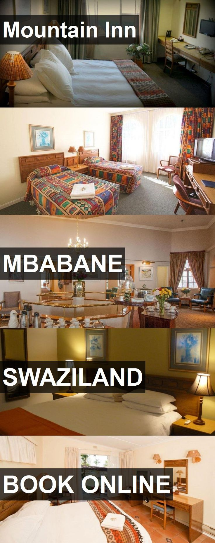 Hotel Mountain Inn in Mbabane, Swaziland. For more information, photos, reviews and best prices please follow the link. #Swaziland #Mbabane #MountainInn #hotel #travel #vacation