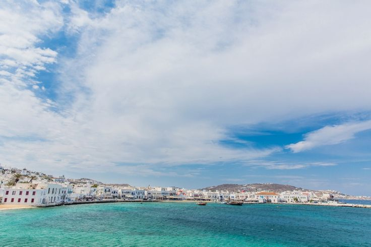 Mykonos Destination Wedding with Bernard Pretorius | Fly Away Bride