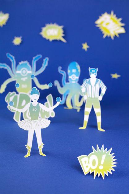 atelier Superbo !!!! Nous sommes tous des Super Héros !!!