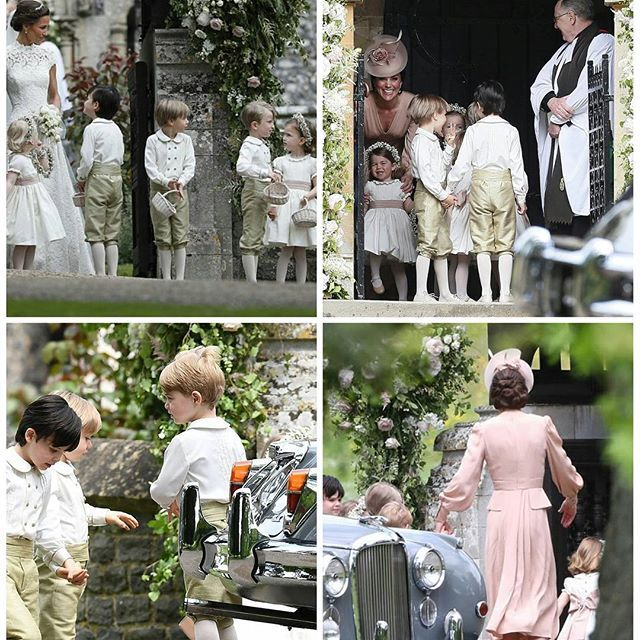Here comes the Bride ! The wedding of Pippa Middleton with James Matthews. Pippa Middleton stunned in a slinky white gown by British couturier Giles Deacon. . . . . #wedding #picoftheday #postoftheday #bestoftheday #Katemiddleton #theduchess #duchessofcambridge #royals #Catherine #elizabeth #princesskate #beautiful #lovely #duchess #cambridge #queentobe #catherinethegreat #happiness #royalty #lovethem #british #theduchess #Kate #middleton #pipa