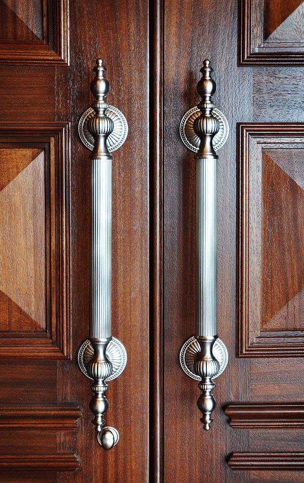 Hardware And Door Panelling